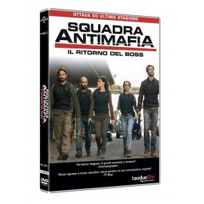 Squadra Antimafia. Stagione 8. Serie TV (5 DVD)