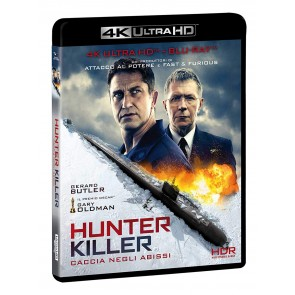 Hunter Killer. Caccia negli abissi (Blu-ray Ultra HD 4K)