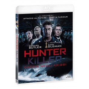 Hunter Killer. Caccia negli abissi (Blu-ray)