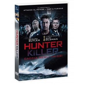Hunter Killer. Caccia negli abissi (DVD)
