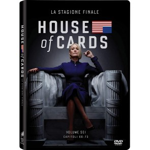 House of Cards. Stagione 6 Serie TV (3 DVD)