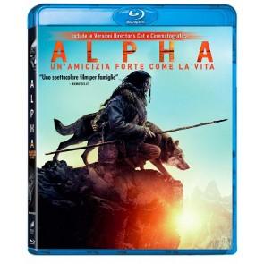 Alpha. Un'amicizia forte come la vita (Blu-ray)