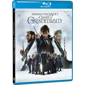 Animali fantastici: I crimini di Grindelwald (Blu-ray)