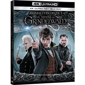Animali fantastici: I crimini di Grindelwald (Blu-ray + Blu-ray Ultra HD 4K)