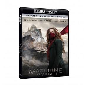 Macchine mortali (Blu-ray + Blu-ray Ultra HD 4K)