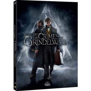 Animali fantastici: I crimini di Grindelwald. Digibook Edizione Speciale con Copertina Lenticolare (Blu-ray)