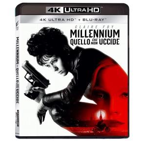 Millennium. Quello che non uccide (Blu-ray + Blu-ray Ultra HD 4K)