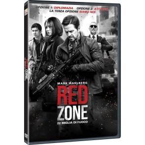 Red Zone. 22 miglia di fuoco (DVD)