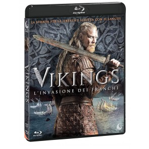 Vikings. L'invasione dei Franchi (Blu-ray)