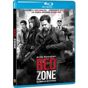 Red Zone. 22 miglia di fuoco (Blu-ray)