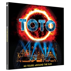 Toto 40 Tours Around the Sun