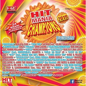 Hit Mania Champions 2019 (Box 4 Cd + Rivista)