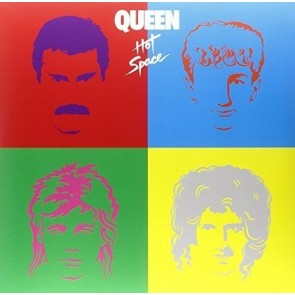 Hot Space (CD)