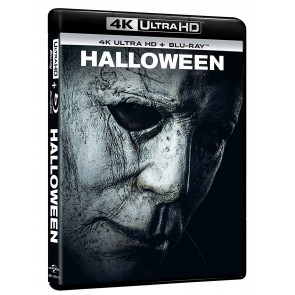Halloween (2018) (Blu-ray + Blu-ray 4K Ultra HD)