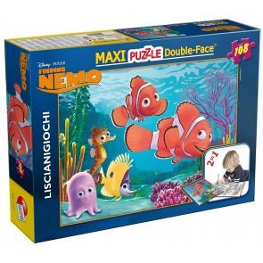 Alla Ricerca Di Nemo. Df Supermaxi Puzzle Double-face 108 pz. Disney