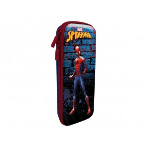 Spider-man. Astuccio Bauletto Tombolino portacolori 3D (23 Cm)