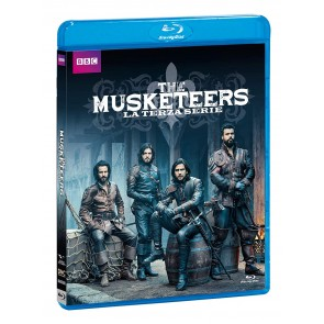 The Musketeers. Stagione 3. Serie TV (3 Blu-ray)