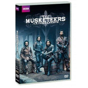 The Musketeers. Stagione 3. Serie TV (4 DVD)