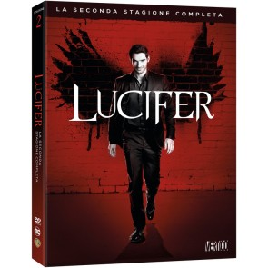 Lucifer. Stagione 2. Serie TV (3 DVD)