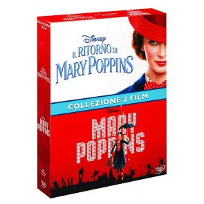 Cofanetto Mary Poppins (2 Film)