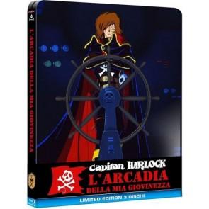 Capitan Harlock - L'arcadia Della Mia Giovinezza Steelbook