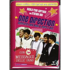One Direction Complete Fans Book & More