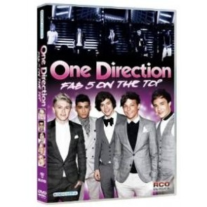 One Direction Fab 5 On The Top