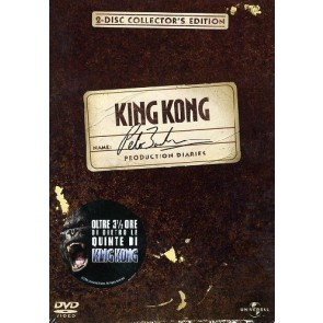King Kong. Peter Jackson's production diaries