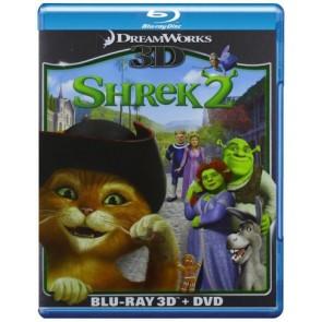 Shrek 2 (3d)