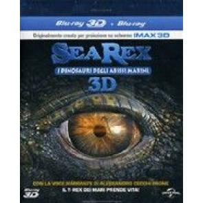Sea Rex - i Dinosauri Degli Abissi Marini 3d
