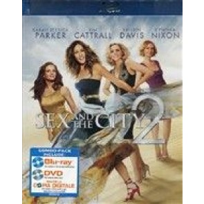 Sex And The City 2 (blu-ray+dvd+)