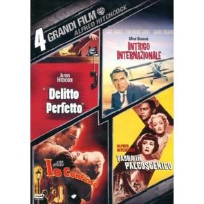 Alfred Hitchcock 4 Grandi Film