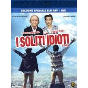 I Soliti Idioti - il Film  (blu-ray + Dvd)