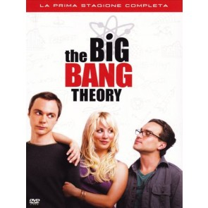 Big Bang Theory - Stagione 01