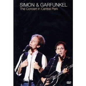 Simon & Garfunkel - The Concert in Central Park (DVD)