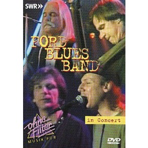 Ford Blues Band - in Concert - Ohne Filter