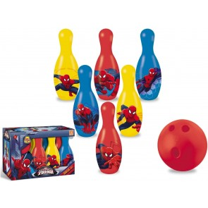 Set Birilli Spiderman