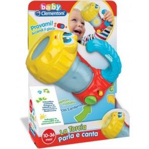 Baby Clementoni. La Torcia Parla e Canta