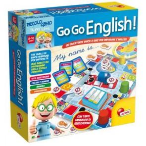 I'm a Genius Talent School. GoGo English