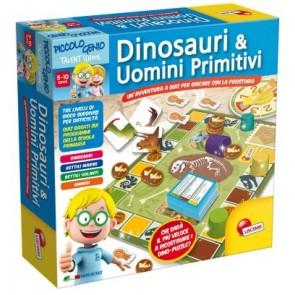 Piccolo Genio Ts Dinosauri e Primitivi