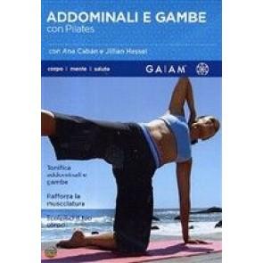 Gaiam - Addominali e Gambe con Pilates