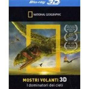 Mostri Volanti 3d