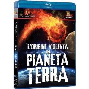 L'origine violenta del pianeta Terra 3d