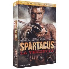Spartacus - la Vendetta - Stagione 02