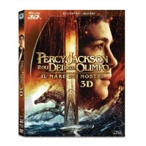 Percy Jackson e gli Dei Dell'olimpo - il Mare Dei Mostri (3d)