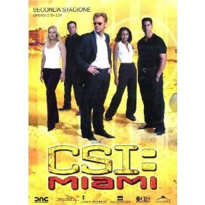 C.s.i. Miami - Stagione 02