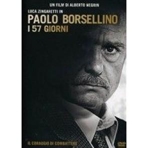 Paolo Borsellino i Cinquantasette Giorni