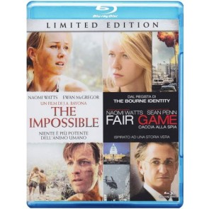 The Impossible / Fair Game - Caccia Alla Spia