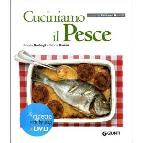 Cuciniamo il Pesce. con Dvd