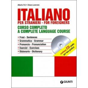 Italiano per Stranieri. Corso Completo con Cd